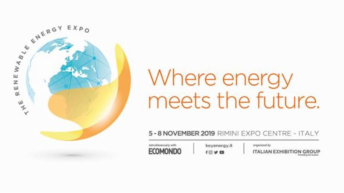 i-TES al Key Energy di Rimini per il secondo anno consecutivo!